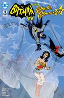 Batman '66 Meets Wonder Woman '77 #1 (of 6)